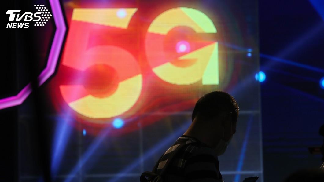 台灣大哥大7月1日正式開台5G。(圖/中央社) 台灣大5G開台2天 近萬名用戶嚐鮮申辦