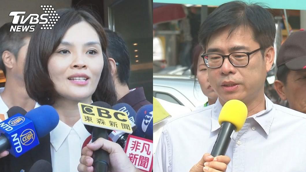 圖/TVBS資料照 酸陳其邁「裝年輕」洗腦年輕人 李眉蓁:我都可叫他叔叔了