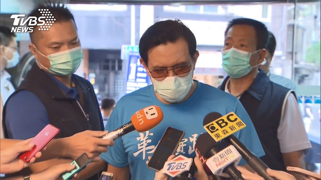 (圖/TVBS資料畫面) 馬英九類比台港國安法 蘇貞昌回擊:比喻不當