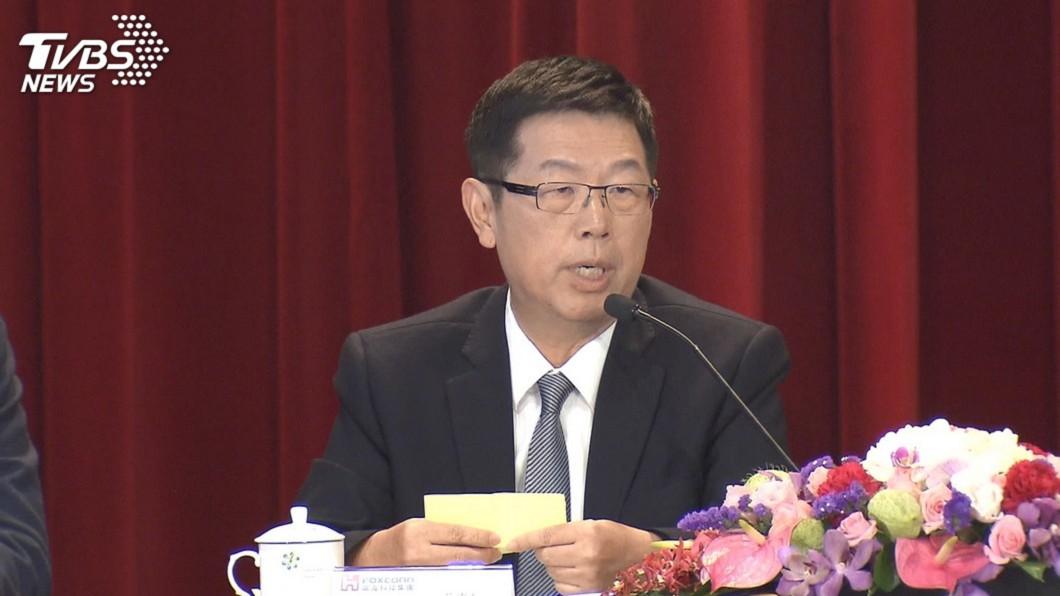 劉揚偉上任鴻海董事長7月滿一周年。(圖/TVBS資料照) 鴻海史上「最簡單卻最重要」產品!今開放員工預購