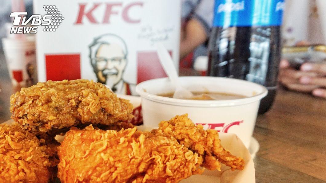 肯德基今年延續「國際炸雞日」。(圖/TVBS) 肯德基慶國際炸雞日!推5大超狂優惠 9塊雞只要309元