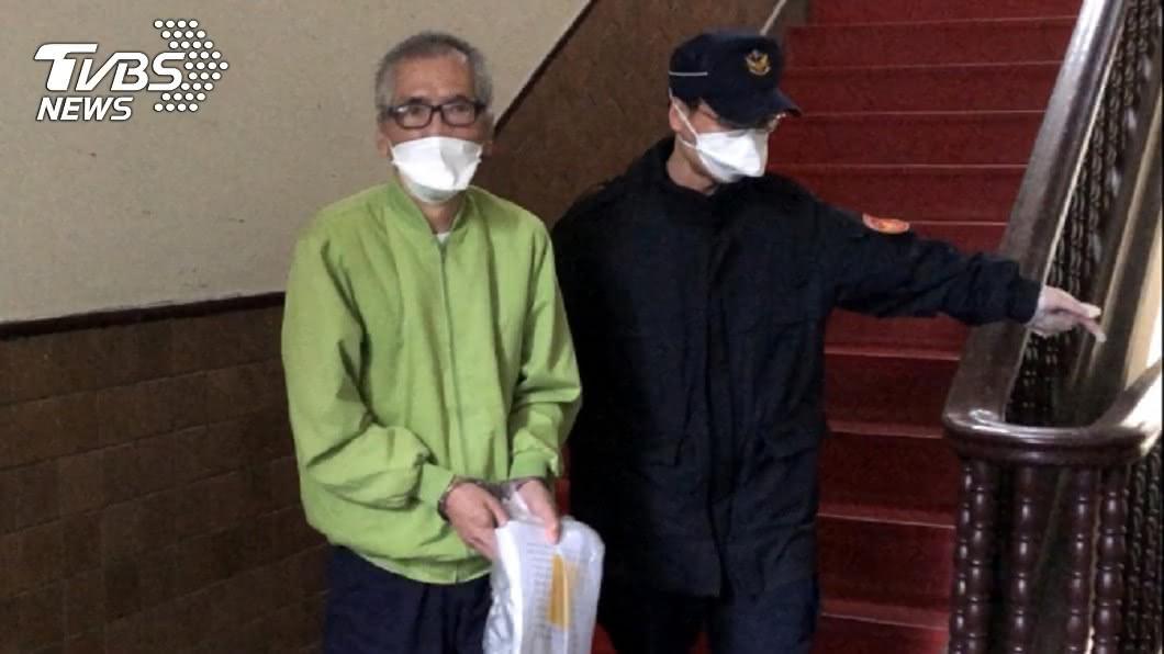 圖為戴千翔。(圖/中央社) 追求越南女不成竟殺她男友 拾荒男二審仍判14年