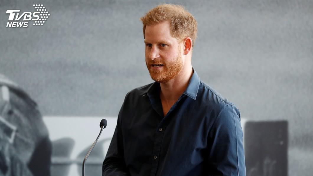 哈利王子籲大英國協承認過去令人不快的殖民歷史。(圖/達志影像路透社) 哈利王子回應反種族示威 籲大英國協認殖民過錯