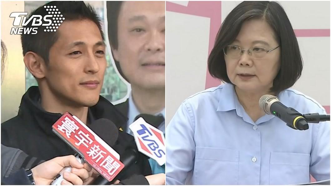 圖/TVBS資料照 吳怡農酸漢光預演「為了表演」 蔡英文:對國軍不公平