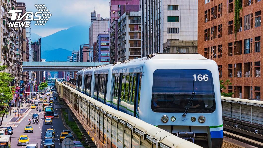 許多人搭捷運通勤。(圖/TVBS) 北捷1280月票「大漏洞」曝光 他提3策略補救缺失
