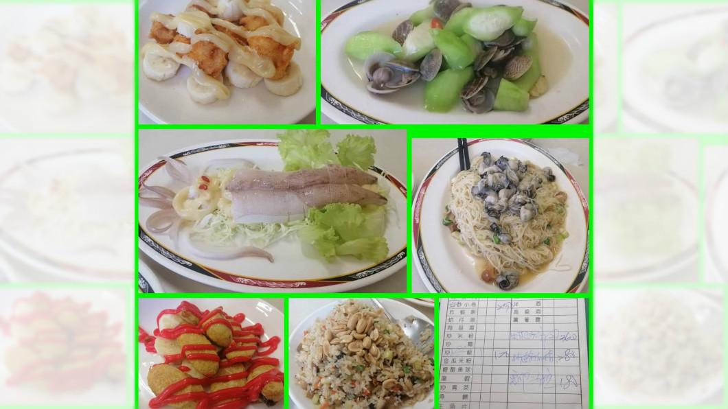 圖/翻攝自爆怨公社 澎湖吃海鮮「6菜1540元」好貴?餐廳:公道自在人心