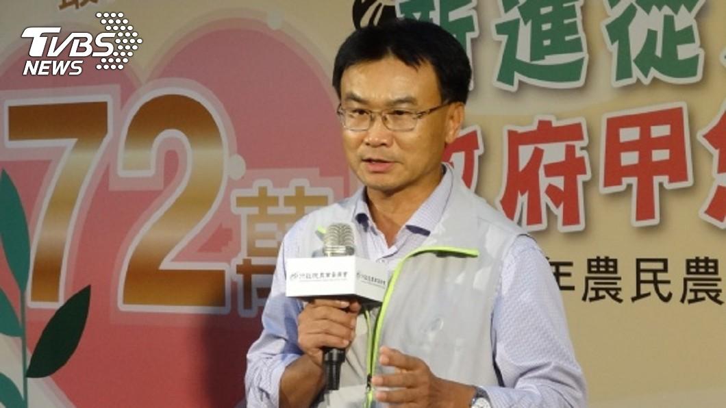 農委會主委陳吉仲。(圖/中央社) 農委會組「雜糧國家隊」 拚糧食自給率衝40%