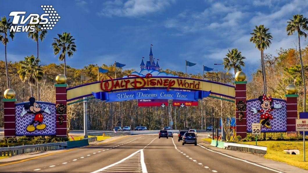 迪士尼樂園將裁員2.8萬人。(示意圖/shutterstock 達志影像) 迪士尼樂園將裁2.8萬人 1/4來自佛州迪士尼世界