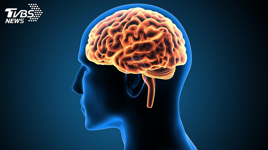 科學家警告可能出現一波與冠狀病毒相關的腦部損傷病例。(示意圖/TVBS) 武漢肺炎恐致腦部神經併發症 英科學家提新證據