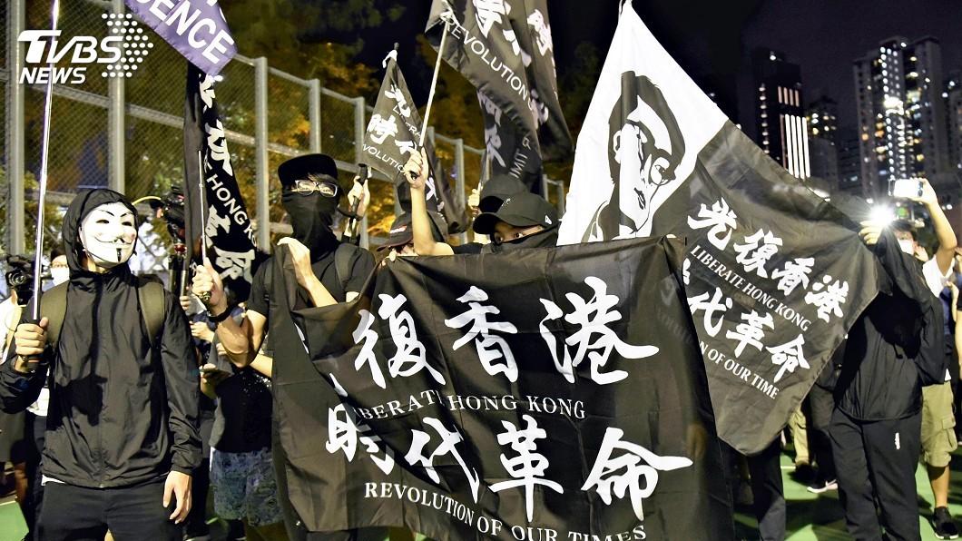 澳洲宣布多項協助香港人民在澳洲展開新生活的措施。(圖/達志影像美聯社) 澳洲因應港區國安法 延簽5年助港人展開新生活