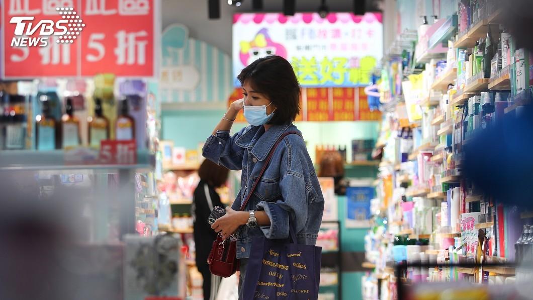 國發會預估台灣經濟第2季落底。(圖/中央社) 國發會預估台灣經濟第2季落底 下半年可望回升