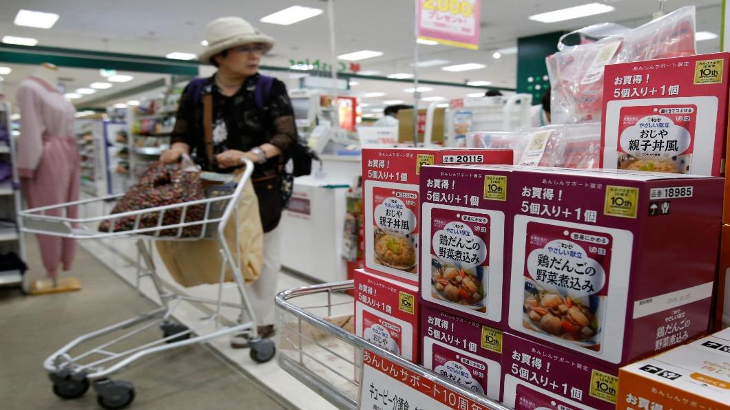 圖/達志影像路透 日本6月街頭景氣上揚 增幅創史上最大