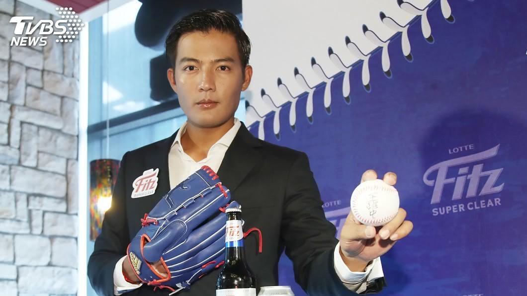 王維中宣布投入今年中華職棒季中選秀。(圖/中央社) 王維中強烈想比賽 下半季出賽沒問題