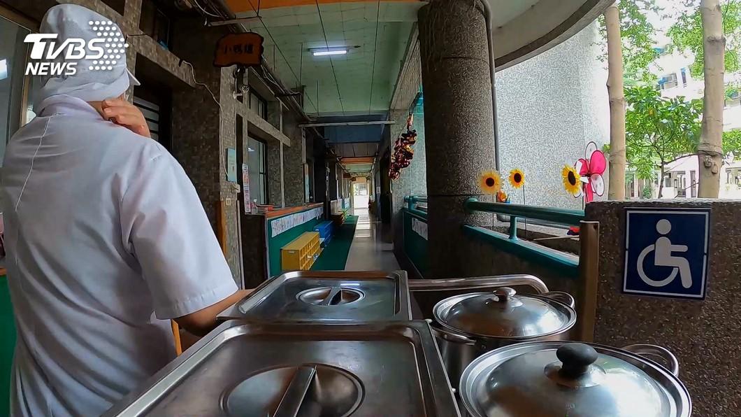 圖/TVBS 你家寶貝吃得安心嗎? 校園「幼兒食安」大體檢