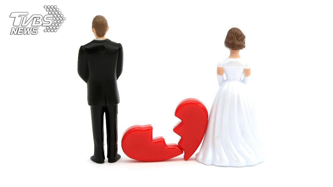 內政部表示,近年來婚姻維持考量因素更為多元。(示意圖/TVBS) 撐不到「7年之癢」 未滿5年就離婚者創10年新高