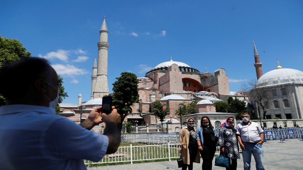 土耳其聖索菲亞改回清真寺 教宗:很痛苦