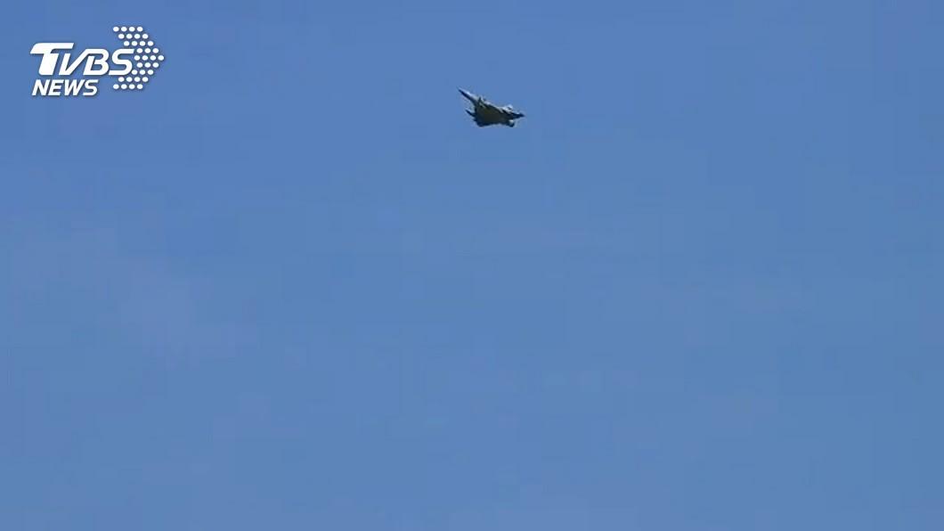 漢光36首日! F-16戰備轉場抵佳山洞庫