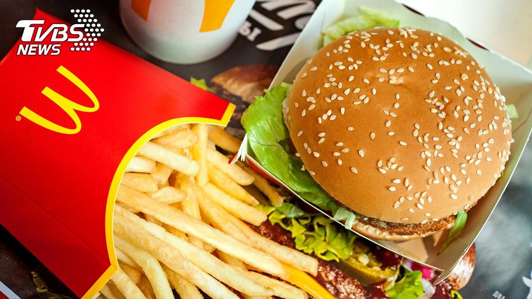 麥當勞深受不少民眾喜愛。(示意圖/TVBS) 麥當勞怎麼吃CP值最高? 內行人揭激省吃法:很賺