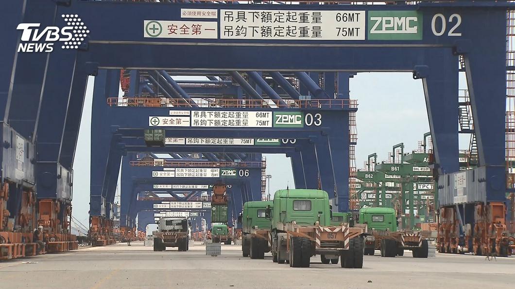(圖/TVBS) 中經院上修GDP成長率至1.76% 經濟內平外溫