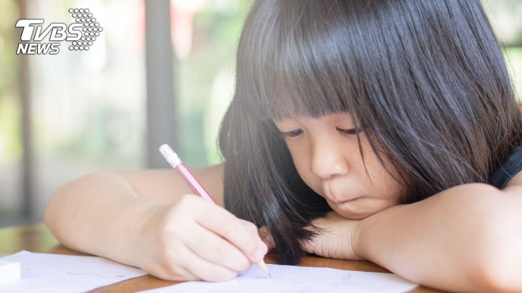示意圖/shutterstock達志影像 「女兒數學神解答」讓爸看傻:天才啊 網見題目秒懂了