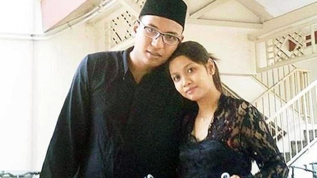 新加坡1對夫妻涉嫌對5歲兒子凌虐致死,2人均被判處27年徒刑。(圖/翻攝自推特) 把5歲兒關狗籠淋熱水燙死 狠父母互卸責下場慘
