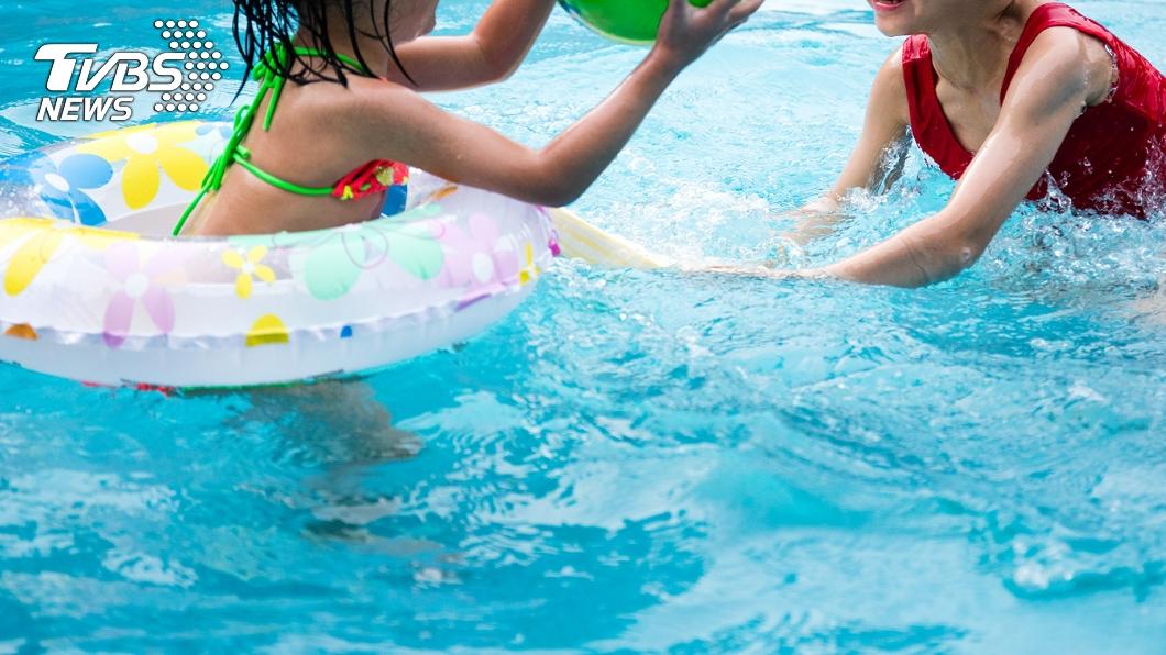 (示意圖,非當事人。圖/TVBS) 幼稚園天兵女誤倒漂白水消毒 15童慘泡「漂白池」