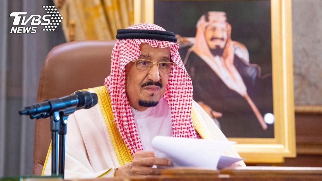 沙烏地阿拉伯84歲統治者沙爾曼國王因為膽囊發炎住院檢查。(圖/達志影像路透社) 膽囊發炎檢查 沙烏地84歲國王沙爾曼住院