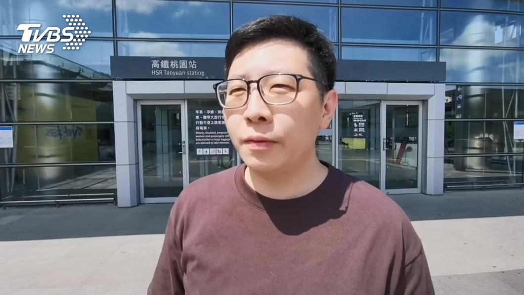 桃園市議員王浩宇。(圖/TVBS資料畫面) 罷王衝刺!二階連署幾乎達標 王浩宇:尊重民眾