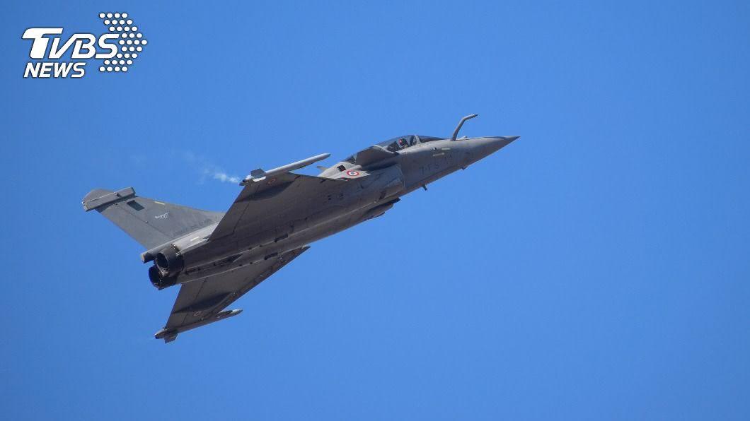印度空軍正考慮在拉達克部署最新的飆風(Rafale)戰機以因應中國威脅。(示意圖/shutterstock 達志影像) 反制中國威脅 印度考慮拉達克部署飆風戰機