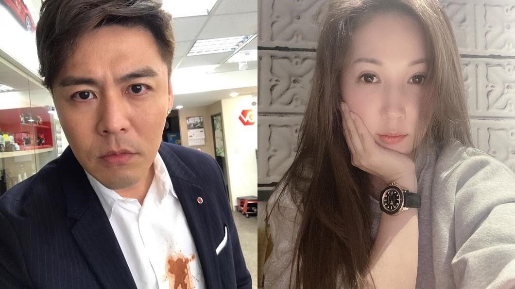 林子瑄和劉至翰有過一段短暫的婚姻。(圖/翻攝自Star Bella、劉至翰臉書) 聞劉至翰欠債酸「風水輪流轉」 前妻遭罵廚餘開戰