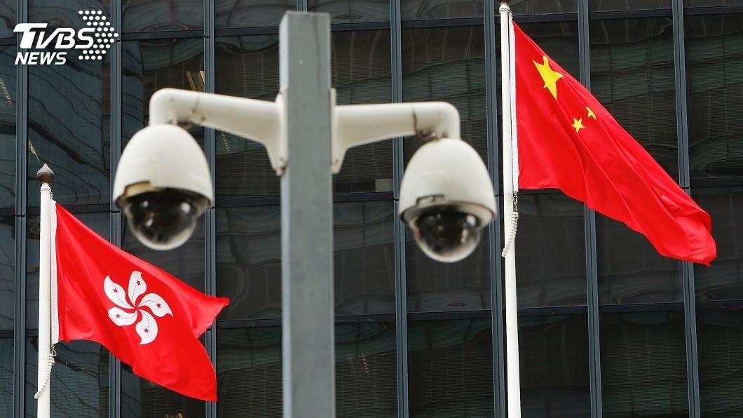 英國和中國因「港區國安法」實施產生爭議。(圖/達志影像路透社) 中止對港引渡協議 英中關係再遭致命打擊