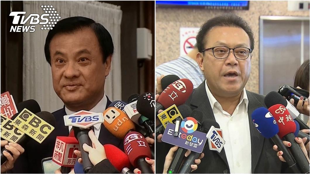總統府秘書長蘇嘉全(左)、民進黨立委蘇震清(右)。(圖/TVBS資料畫面) 遭蘇嘉全叔姪提告 她沒在怕再爆驚人內幕:利潤龐大