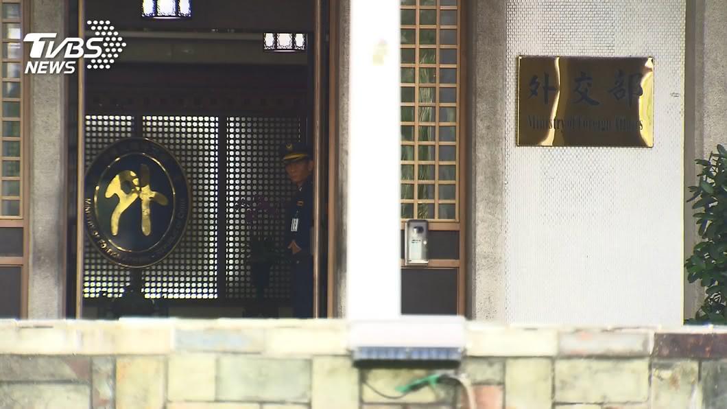 外交部。(圖/TVBS) 台灣與索馬利蘭互設代表處 最快8月底完成