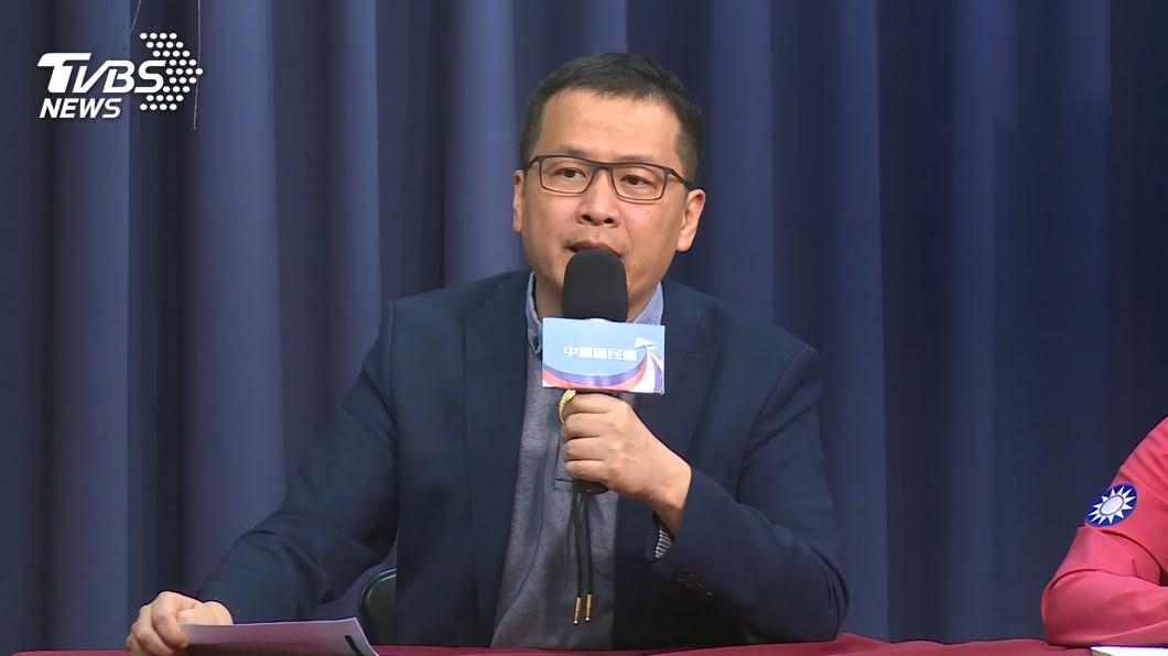 台北市議員羅智強。(圖/TVBS資料畫面) 2年前就想選台北市長! 羅智強自曝選北市議員秘辛