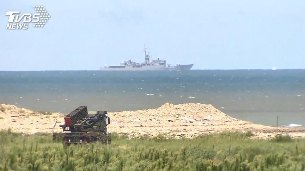 (示意圖/TVBS) 美防長批中國破壞台海穩定 華府將持續對台軍售