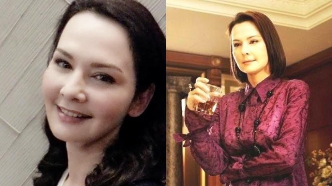 席曼寧過去在《花系列》中飾演壞女人角色爆紅。(圖/翻攝自席曼寧臉書) 56歲《花系列》天后「寧可單身」 晚年近況曝光