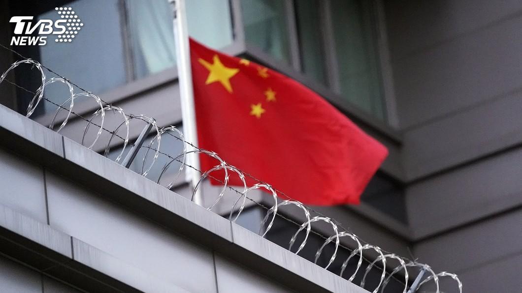 美國下令中國駐休士頓總領事館關閉,引發北京強烈不滿。(圖/達志影像美聯社) 指中國駐美領館為「間諜中心」 美議員:早該被關掉