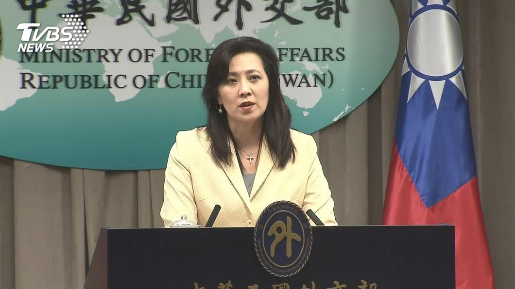 外交部發言人歐江安。(圖/TVBS) 蘇嘉全私人訪印尼 外交部:未刻意排除駐外館處
