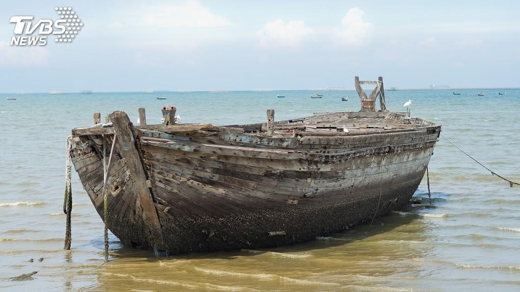 (示意圖/shutterstock 達志影像) 多艘北韓幽靈船飄日本 調查:肇因中國違法捕撈