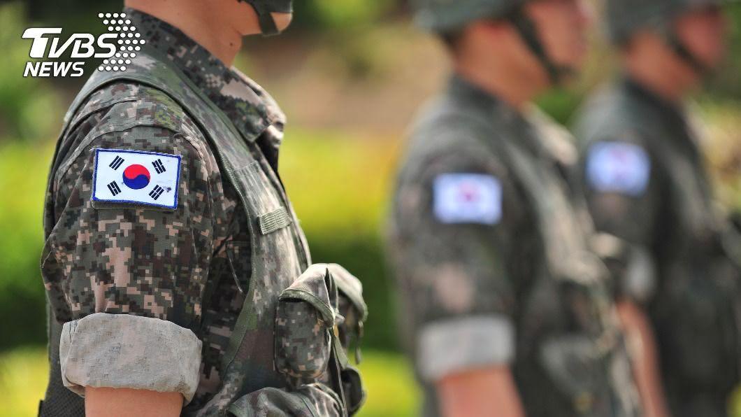 韓國發生陸軍群聚感染案例。(示意圖/shutterstock 達志影像) 韓國武漢肺炎新增59例 陸軍發生群聚感染