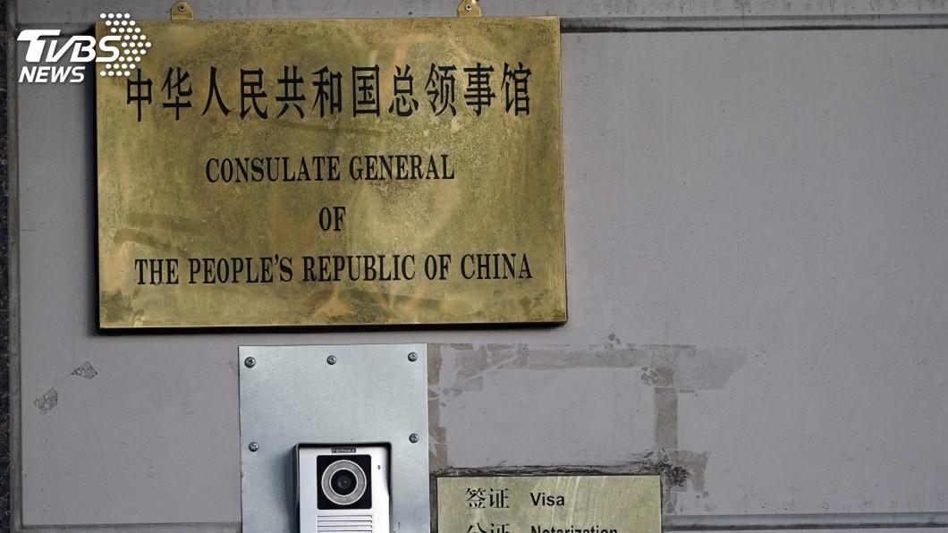 休士頓總領事館。(圖/達志影像美聯社) 美要求關停休士頓領館 北京:拆中美友好橋樑
