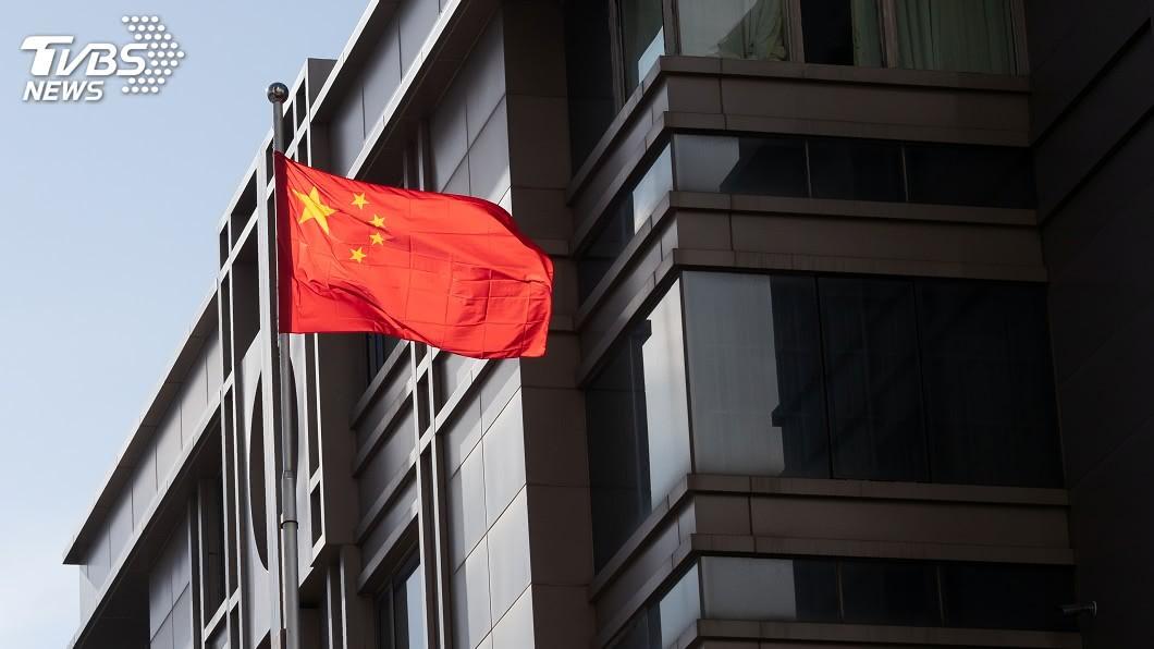 中國駐休士頓總領事館。(圖/達志影像路透社) 美國下令關閉 中國駐休士頓總領事館持續開放