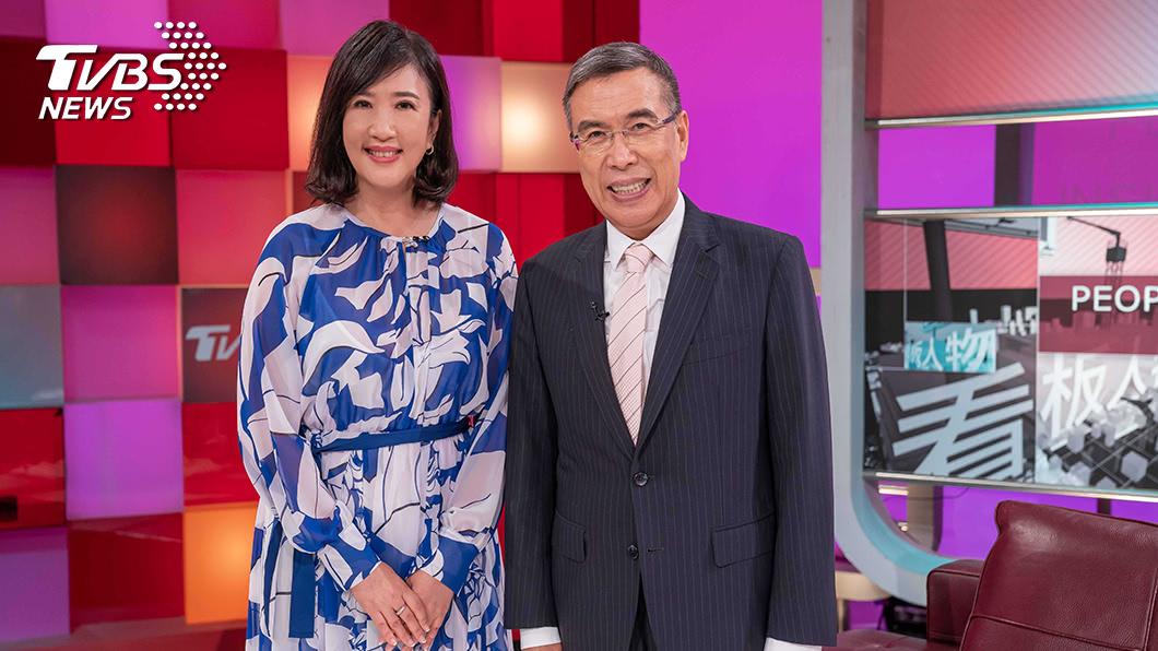 《TVBS看板人物》主持人方念華專訪momo董事長林啟峰 。圖/TVBS 防疫開創新藍海  momo董事長林啟峰分享不賺錢也要賣的秘密?