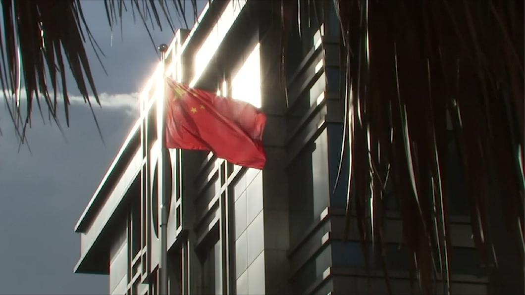 休士頓領事館火警 揭七十二小時撤館內幕