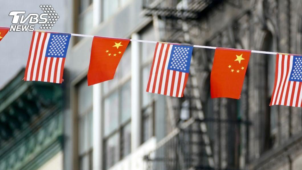 中美關係愈演愈烈。(示意圖/shutterstock 達志影像) 中美關係急遽惡化 中國網民嘆「時代變了」