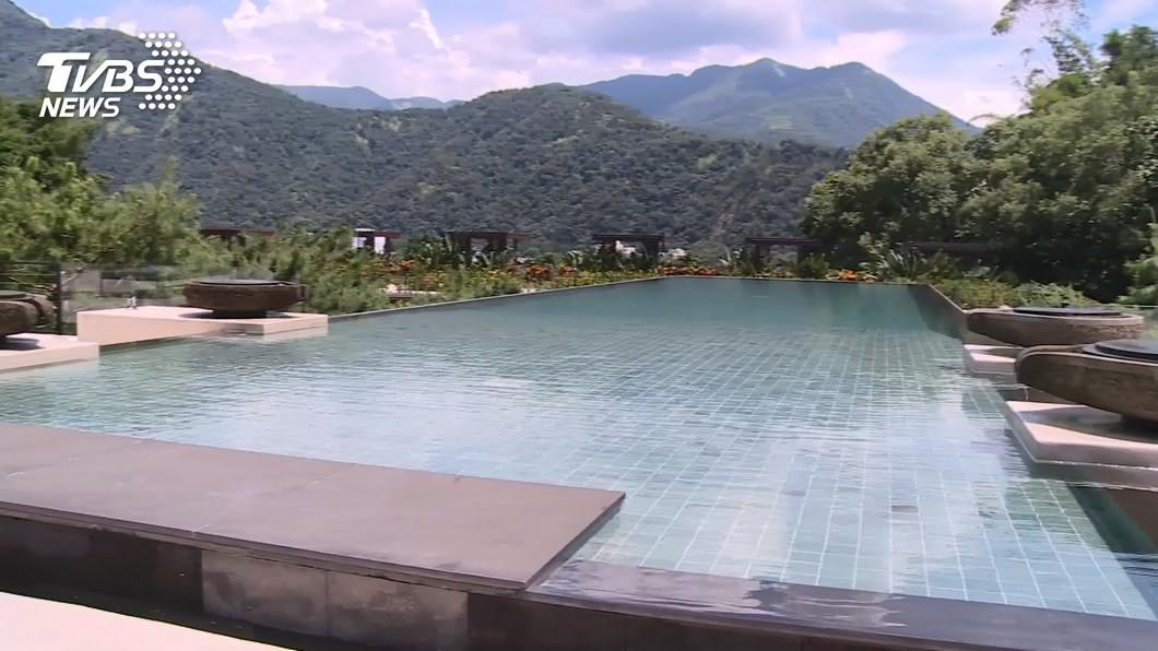 山林無邊際泳池 埔里峇里島風渡假村│TVBS新聞網