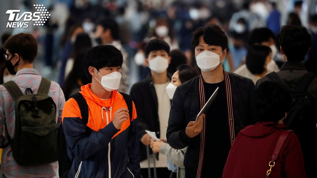韓國確診感染2019冠狀病毒疾病新增28例。(圖/達志影像路透社) 韓國武漢肺炎確診新增28例 境外感染占大宗