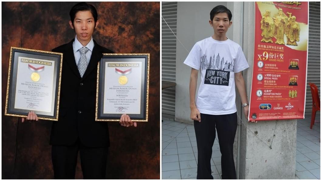 印尼1名超狂學霸熱愛學習,至今一共獲得11學士3碩士18證照。(圖/翻攝自IG) 印尼學霸擁「11學士3碩士18證照」 拿學位是樂趣