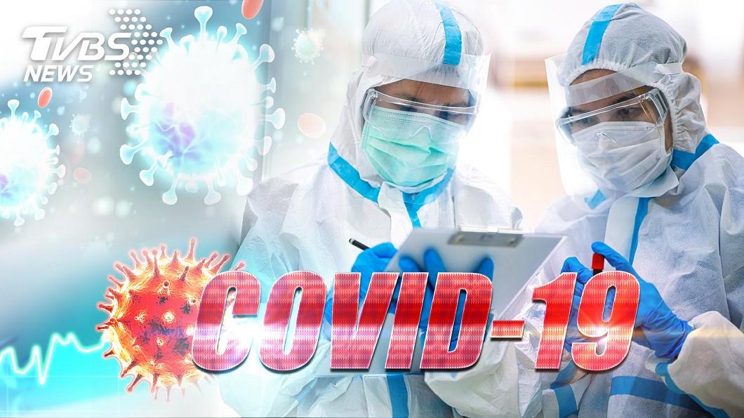 (示意圖/TVBS) 2020美國大選中新冠病毒代替了傳統意識形態議題