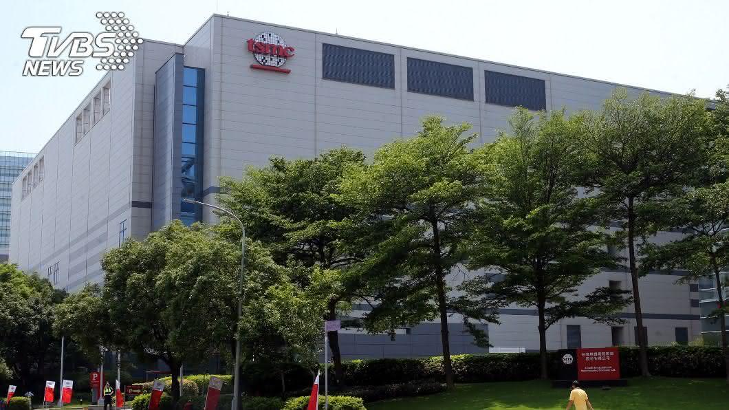 台積電。(圖/中央社) 已獲國際大廠訂單 資策會:華為禁令對台積電影響輕微